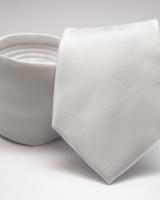 Egyszínű poliészter nyakkendő 01