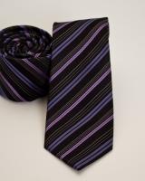 Slim poliészter  nyakkendő 02